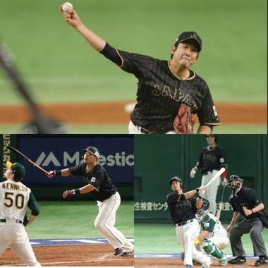 第2戦のヒーロー、菅野・中田・筒香
