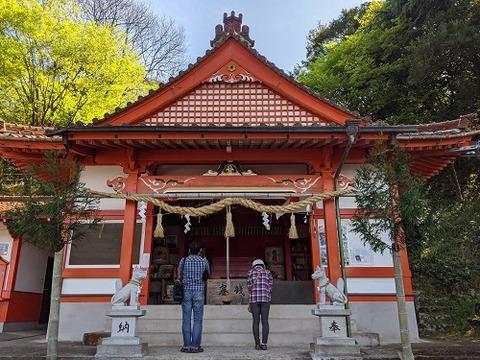 浮羽稲荷神社20200404No5