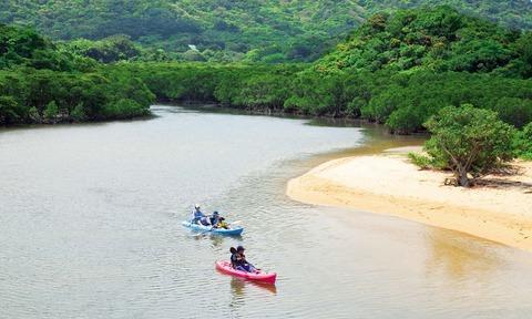 okinawa-kayaking