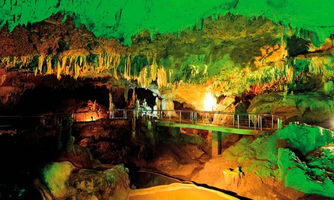 limestone-cave