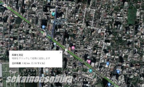 街乗りルー~ト ソイ33からソイ21_640
