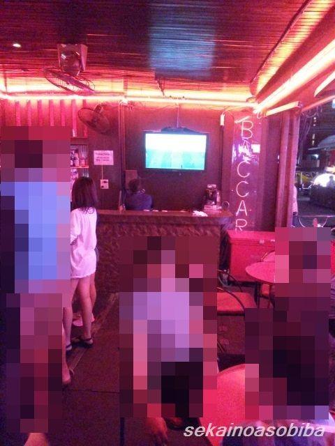 バカラでは・・・W杯は興味もなかったのかなぁ