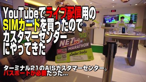 ネットマラソンSIMカード
