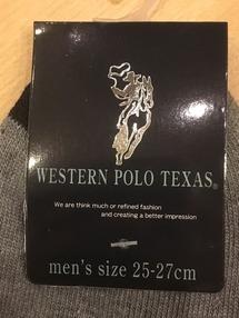 WESTERN POLO TEXAS