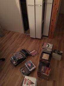 やっちまった書棚