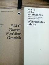 COATED design GRAPHICS FLY 表紙ドイツ語