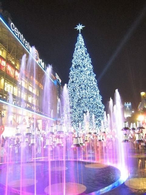 2013年のクリスマス