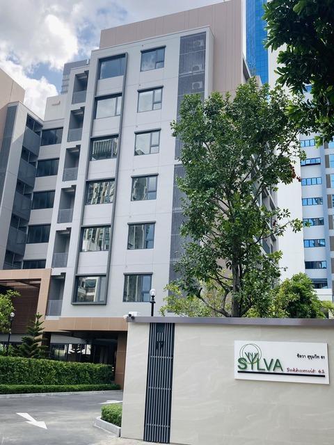 新築物件「SYLVA Sukhumvit 61」