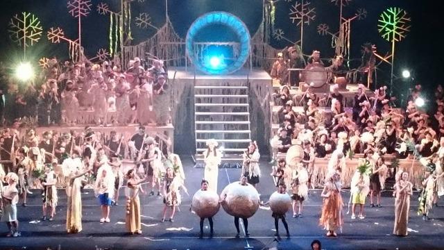 かわちながの世界民族音楽祭ステージ