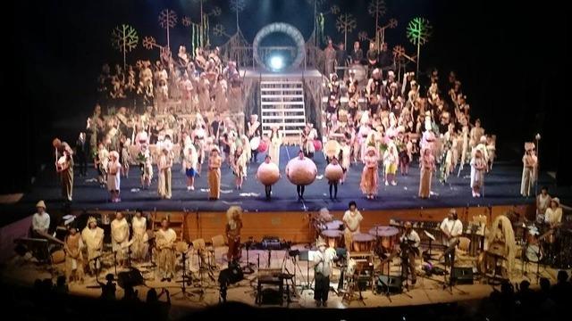 かわちながの世界民族音楽祭ステージ終幕挨拶