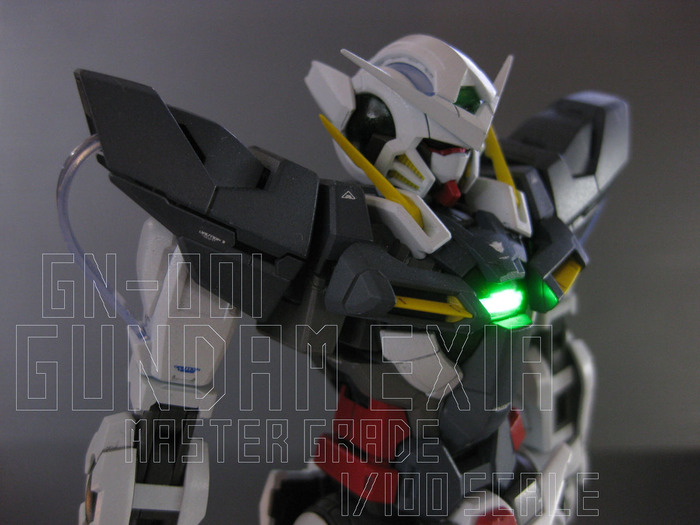 MG GN-001 GUNDAM EXIA その2