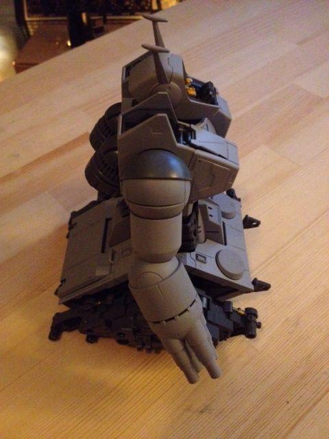 MG RX-75 GUNTANK その4