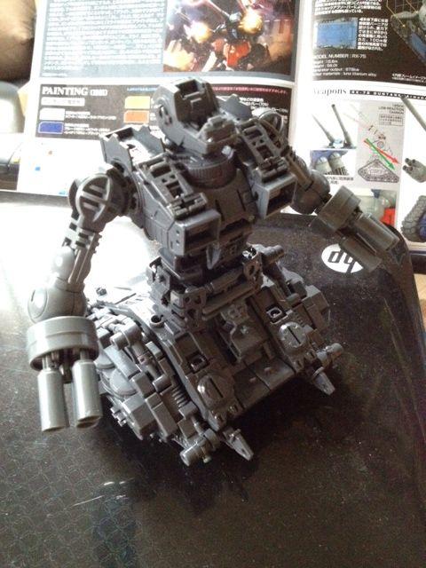 MG RX-75 GUNTANK その2