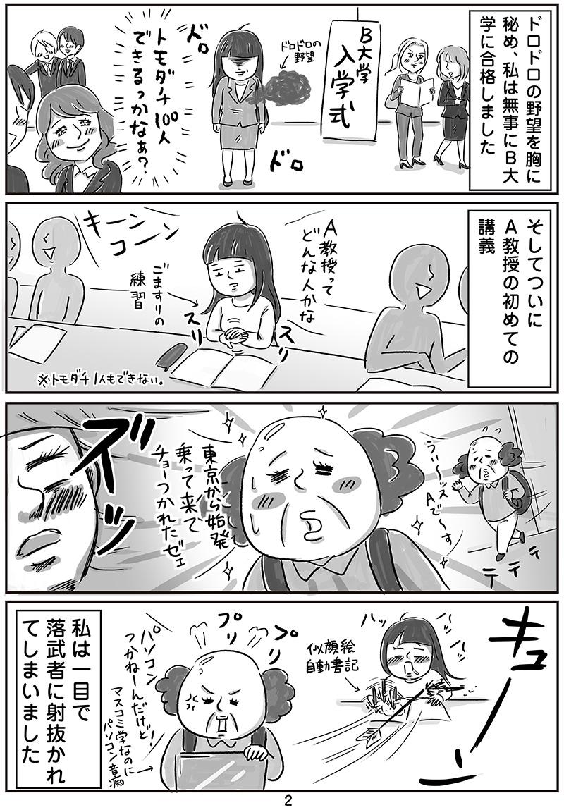 隙あらば大学編2