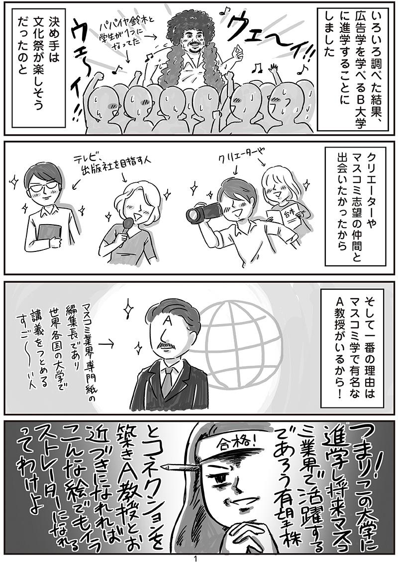 隙あらば大学編1