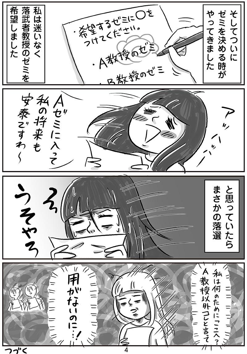 隙あらば大学編4