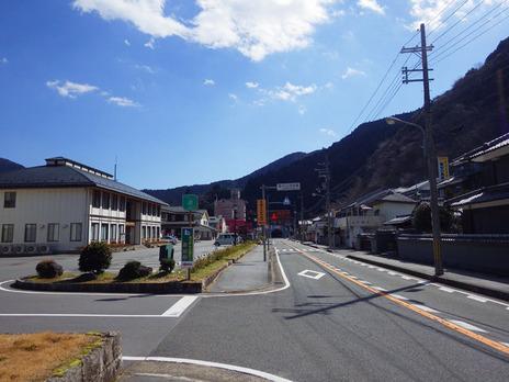 今日の川上村(2月25日)