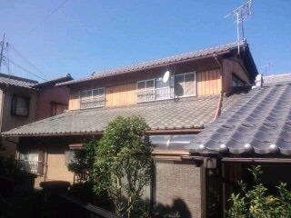 大津市西の庄 住宅外装リフォーム 完成。   木のぬくもりと共に暮らすこと。