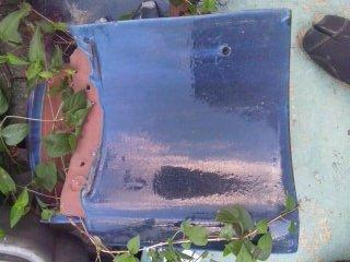 古い瓦のリサイクル こんな方法あります。