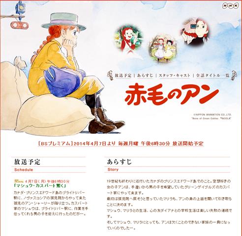 赤毛のアン (アニメ)の画像 p1_12