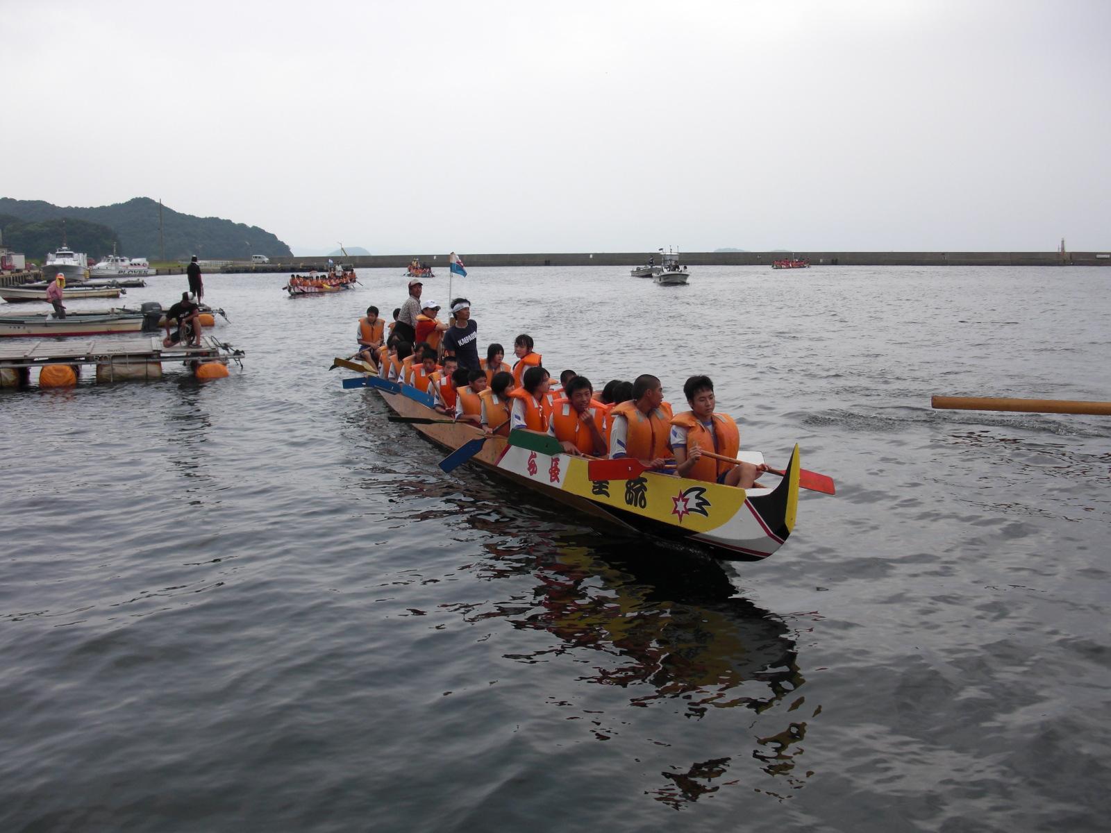 龍の眼 : 長与町中学校ペーロン大会 - livedoor Blog(ブログ)