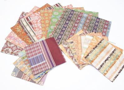 名物裂袱紗、小袱紗、龍村美術織物