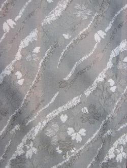 桜ふぶきちりよけ単衣コート