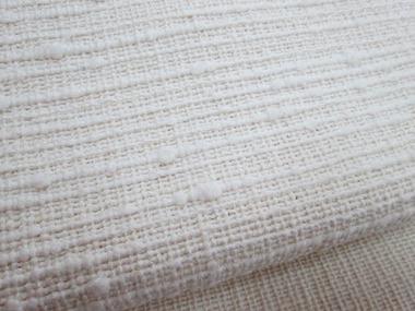 玉の節 手織紬 開名古屋帯 伝統工芸士 杉村町子作アップ