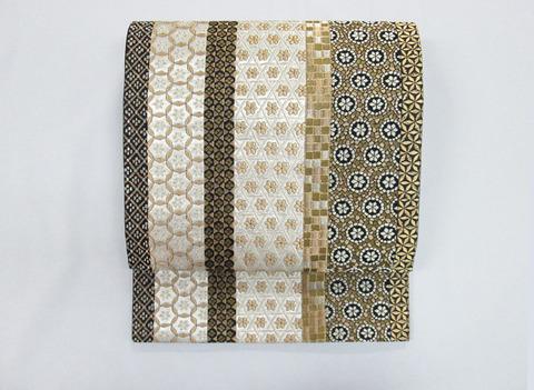 立涌小紋袋帯