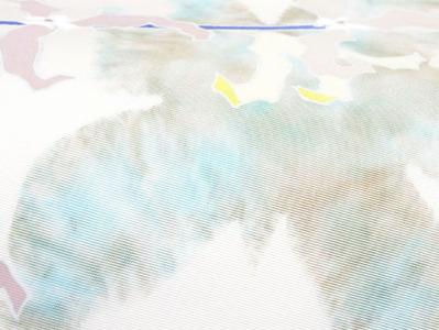 マンサクの花名古屋帯 木原明作 アップ2