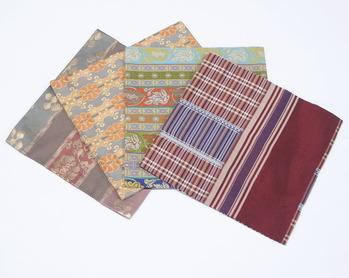 名物裂小袱紗、龍村美術織物