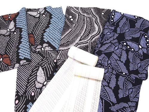 有松絞り浴衣、本場筑前博多織単衣帯