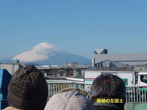 南湖左富士