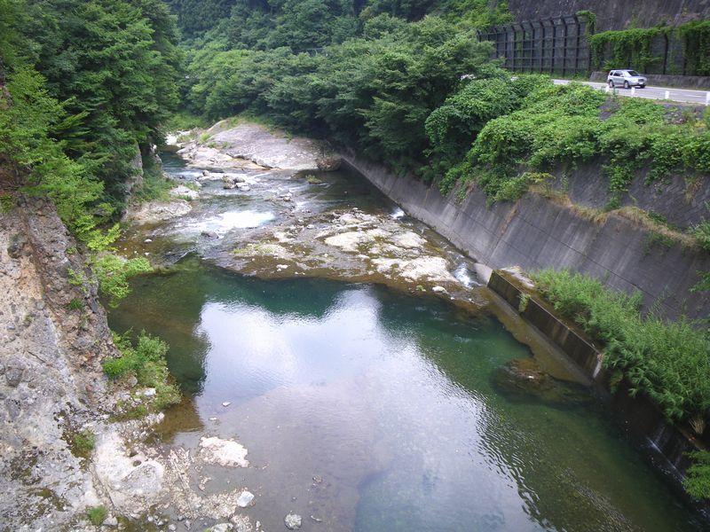 ミノーイング渓流ガイド : 鶴沼...