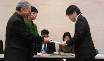 原発事故自主避難者への支援について県交渉をしました。
