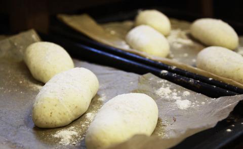 パン仕込み