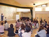 つぼみ入会式2