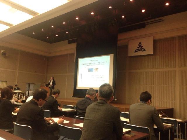 福岡市役所の管理職600名向けイクボス研修へオブザーバー参加