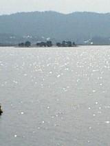 松江宍道湖の島