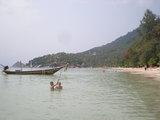 タオ島海岸
