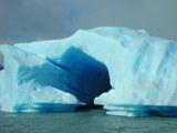 流氷ブルーホール