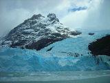 迫る氷河1