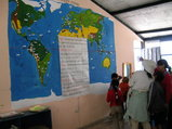 プラン世界地図