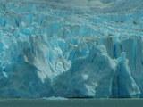 崩れる氷河
