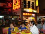 クアラルンプールの中華