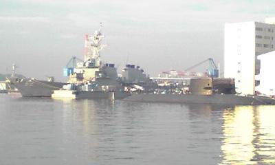 横須賀戦艦