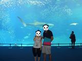 水族館のふたり.JPG