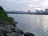 20090814人吉城32球磨川'