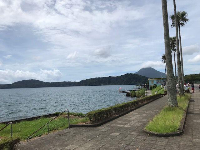 池田湖20190809-1