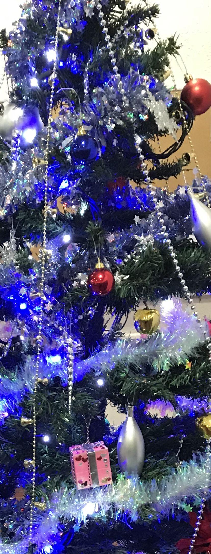 クリスマス20171209